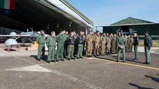 Sigonella visita del Comandante Squadra Aerea (2)