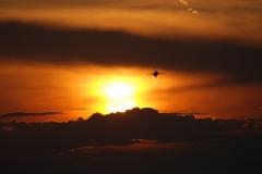 un tramonto indimenticabile
