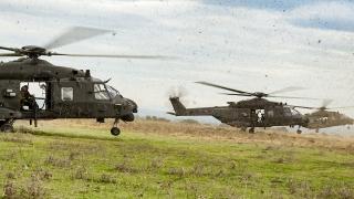 Foto 1 Arrivo UH-90