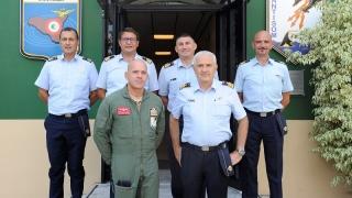 Visita del Capo della DIPMA a Sigonella (1)