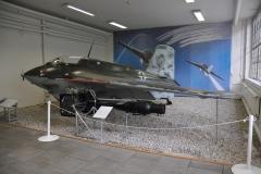 Messerschmitt ME-163 Komet.