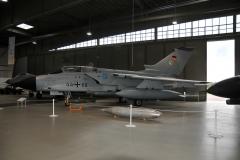"""Tornado del Taktisches Luftwaffengeschwader 51 """"Immelmann""""."""