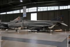 McDonnell Douglas F-4F Phantom II del Jagdgeschwader 72 Westfalen.
