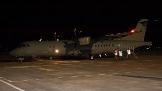 Arrivo a Sigonella 3° velivolo (1)